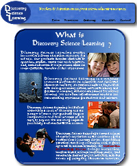 Discovery Science Learning